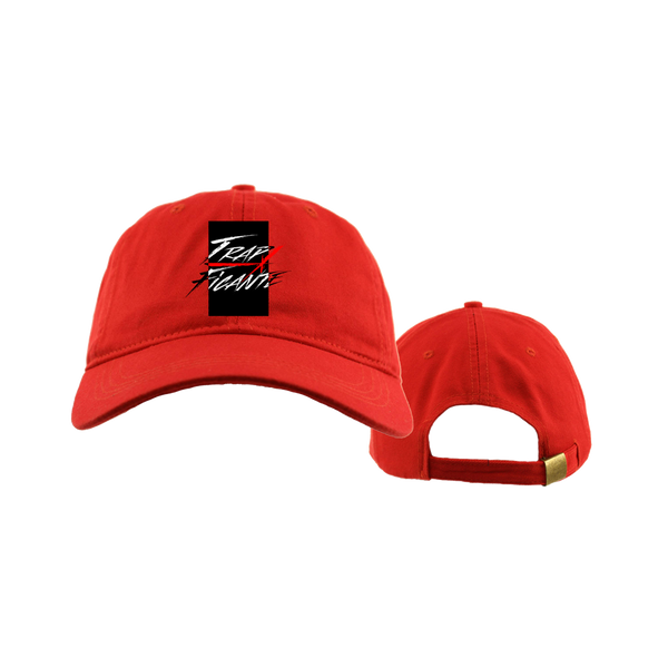 Red Tour Dad Hat