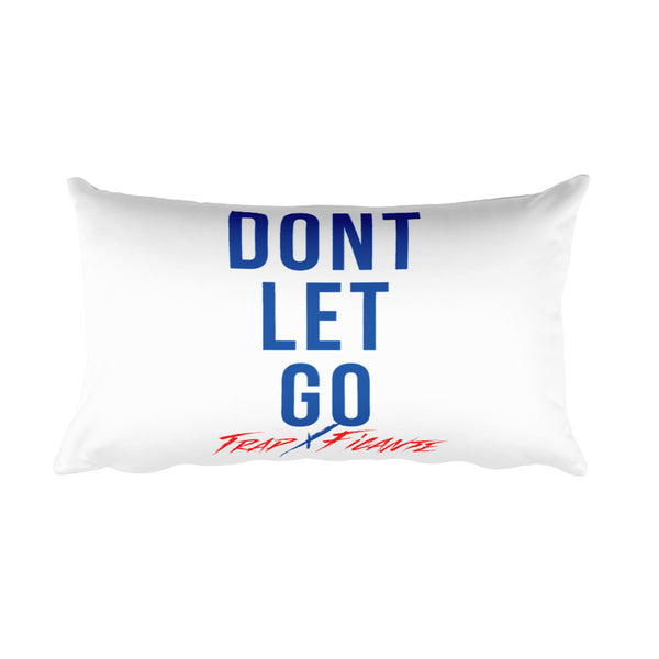Don't Let Go Women Pillow