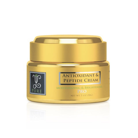 Antioxidant and Peptide Cream
