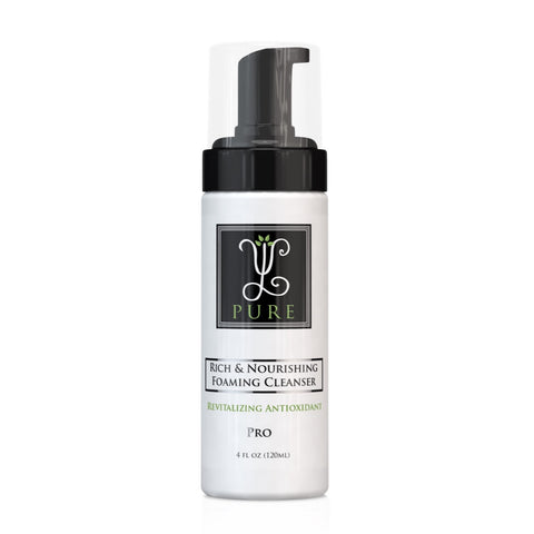 Rich and Nourishing Foaming Cleanser