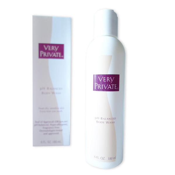 Very Private pH Balanced Body Wash - Very Private