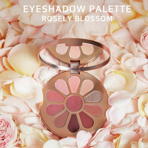 Eyeshadow Palette Rosely Blossom