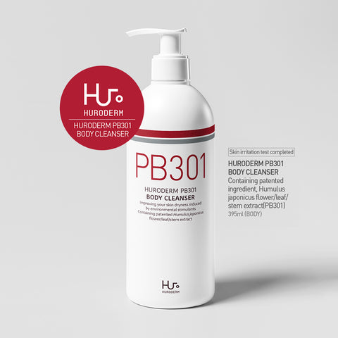 Huroderm PB301 BODY CLEANSER