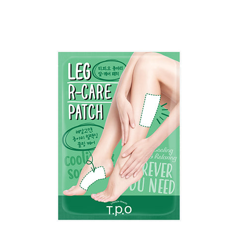 T.P.O LEG R-CARE PATCH(10PCS)