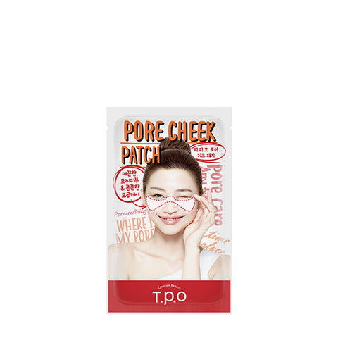 T.P.O PORE CHEEK PATCH(10PCS)