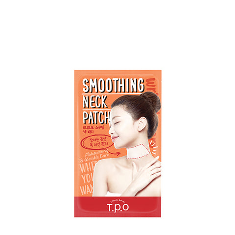 T.P.O SMOOTHING NECK PATCH(10PCS)