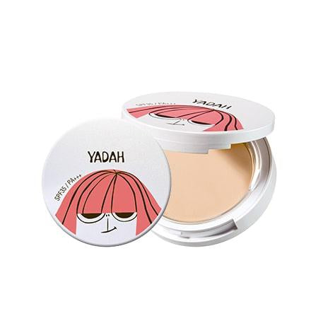 YADAH Air Powder Pact 19 Light Beige