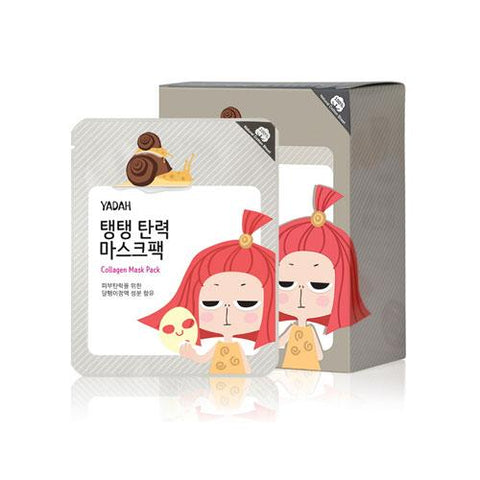 YADAH Collagen Mask Pack 12ea