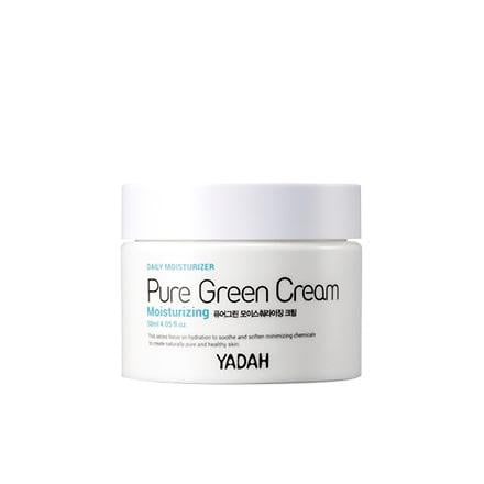 YADAH Puregreen Moisturizing Cream 50ml