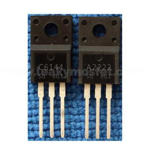 2SA2222+ 2SC6144 TO-220F 5pairs TO-220