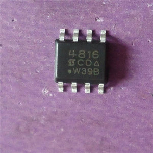 SI4816 Dual N-Channel MOSFET w/ Schottky Diode SOP-8