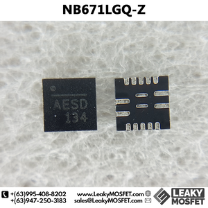 NB671L AES 671L QFN-16 5V-Regulator