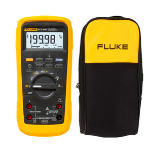 Fluke 87V (with Leather Case)