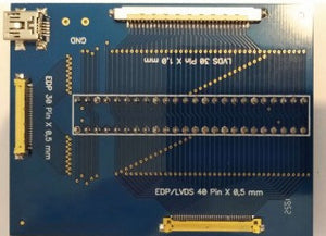 LVDS Cable Tester (30 and 40 pins) for SVOD3