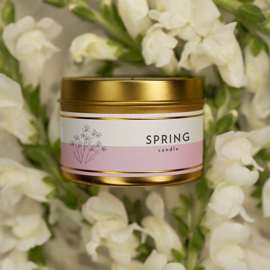 Scripted Fragrance Soy Candles Wedding Favors Candle Special Corporate Event Candle_Seasonal_Spring Fall Winter Summer