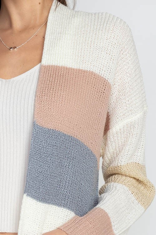 The Spring Knit Cardi