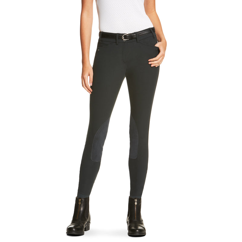 Ariat Heritage Elite Breech Front Zip Knee Patch