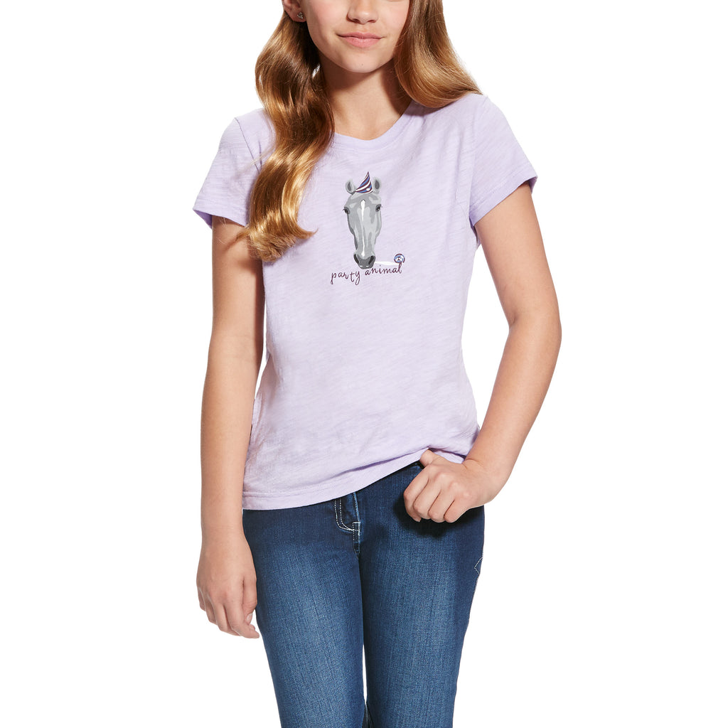 Ariat Girl's Animal Tee