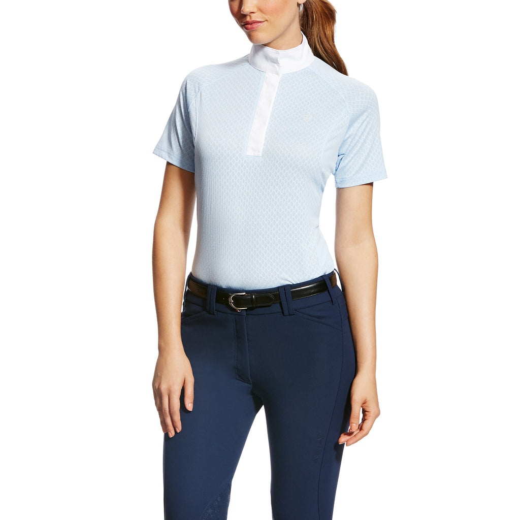 Ariat Women's Hex Showstopper Show Shirt