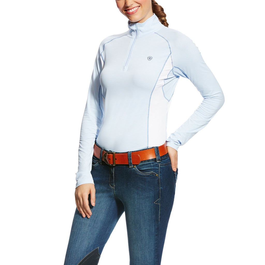 Ariat Women's Tri Factor 1/4 Zip