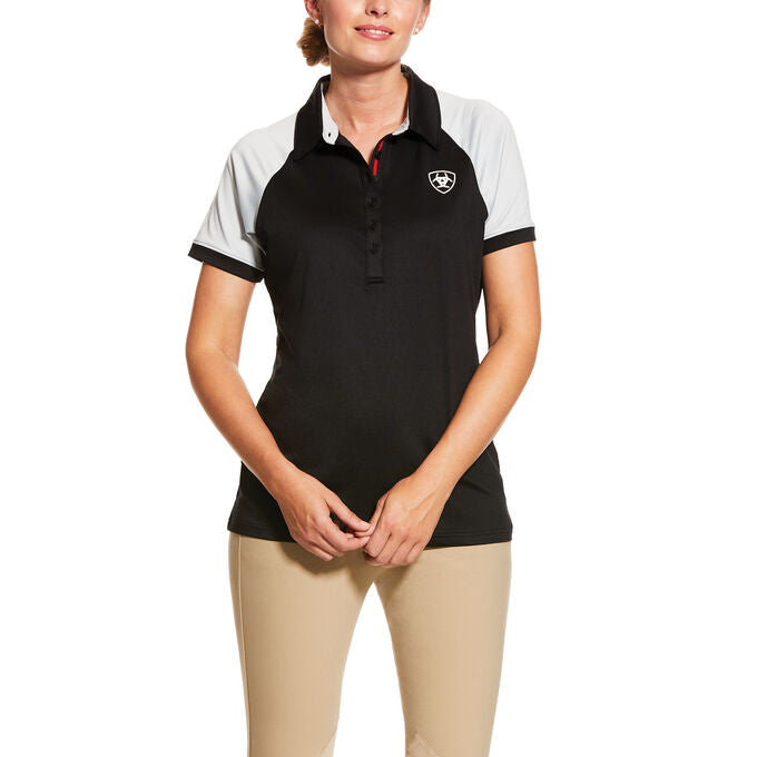 Ariat Team 3.0 Short Sleeve Polo