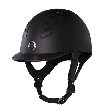 EQ3 Riding Helmet - Smooth Shell