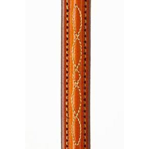 Edgewood Fancy Raised Laced Reins - Oversize