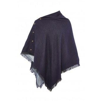 Dubarry Hazelwood Tweed Poncho