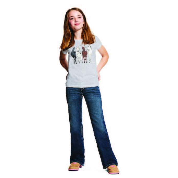 Ariat 360 View Girls Tee