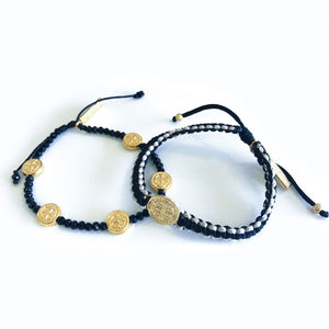 My Saint My Hero Gratitude Set Bracelets