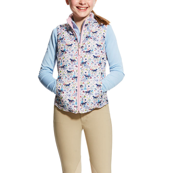 Ariat Emma Reversible Vest Youth