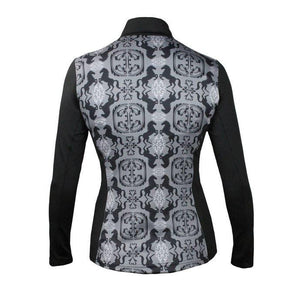 Arista Extreme Stretch Shirt With Back Print