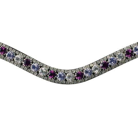 PS of Sweden Browband Violet Delight