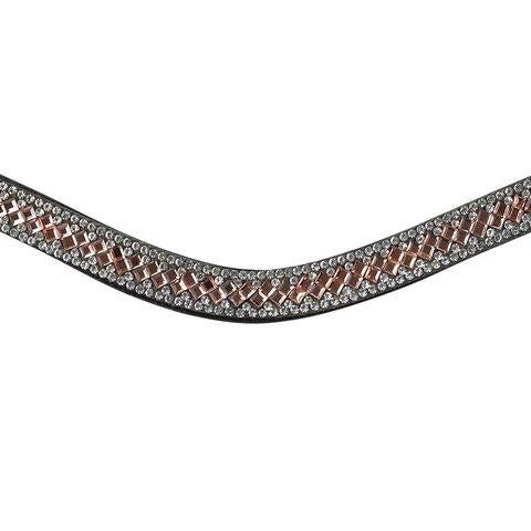 PS of Sweden Browband Vintage Rose