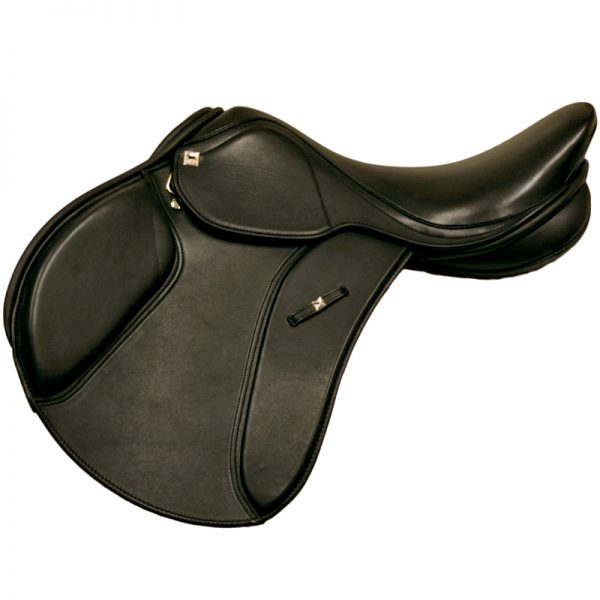 Black Country Saddle Dante Jump MW FG