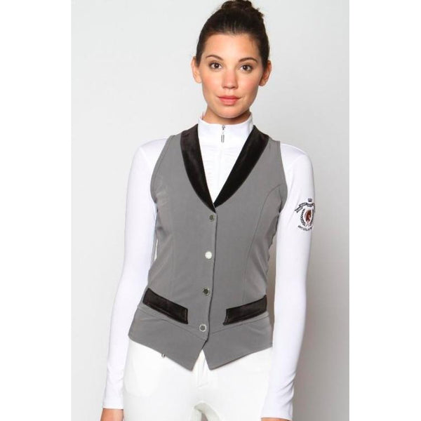 Arista Modern Dressage Vest Barrington Saddlery