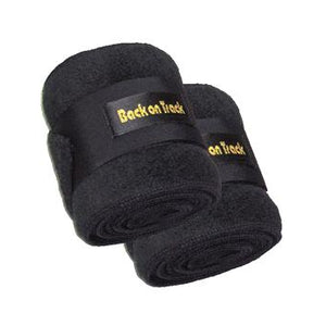 Back On Track Polo Wraps - Black
