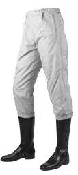 Horseware Waterproof Overtrousers-White
