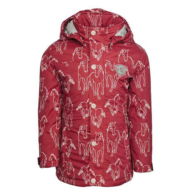 Horseware Youth Horseprint  Jacket