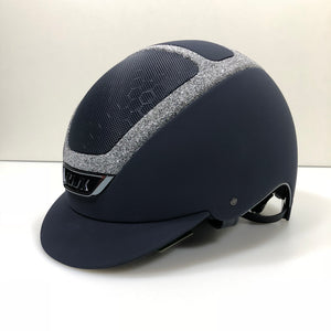 Kask Dogma Light with Silver Swarovski Frame