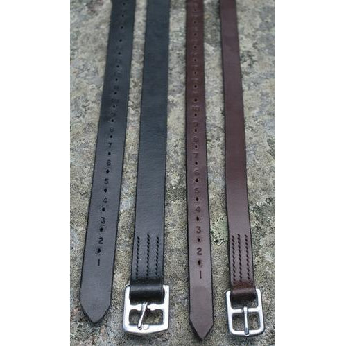 KL Stirrup Leathers 1 in