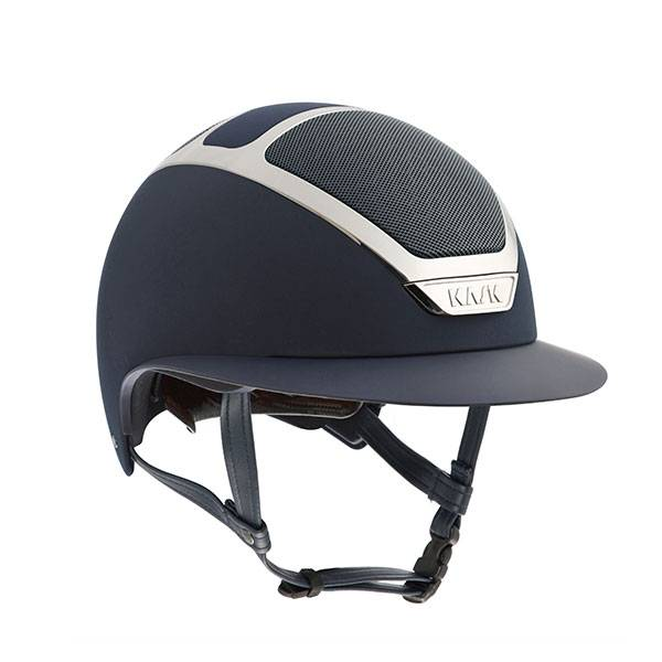 Kask Navy Star Lady With Silver Frame