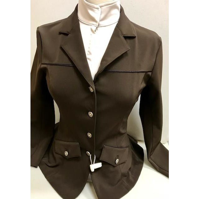 Kentucky Helli Long Show Coat