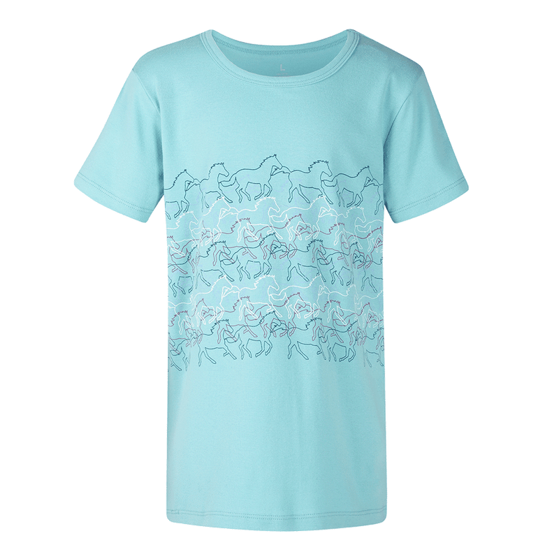 Kerrits Youth Equi Sketch Tee
