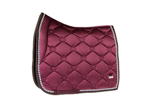 PS of Sweden Monogram Dressage Saddle Pad - Assorted Colors