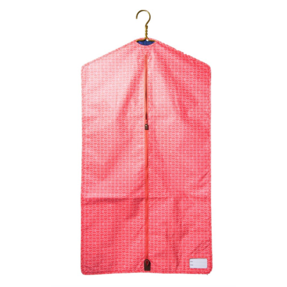 Paul &Lydia Orange Bits Garment Cover/Hamper