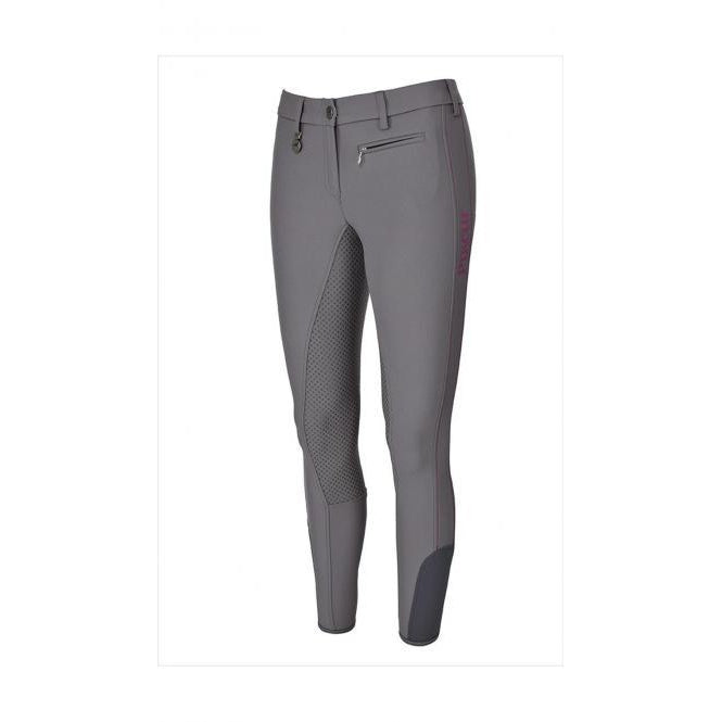 Pikeur Lucinda Grip Steel Grey