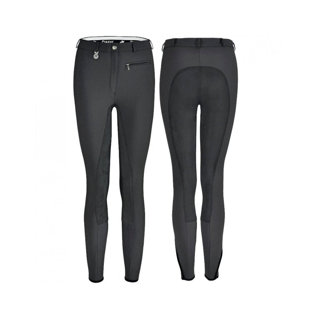 Pikeur Lugana Contrast Full Seat Microfibre Breeches