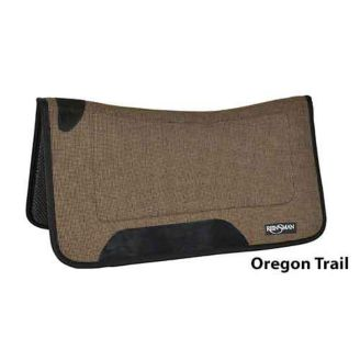 Reinsman Square Contour Pad - Tacky - Oregon Tan