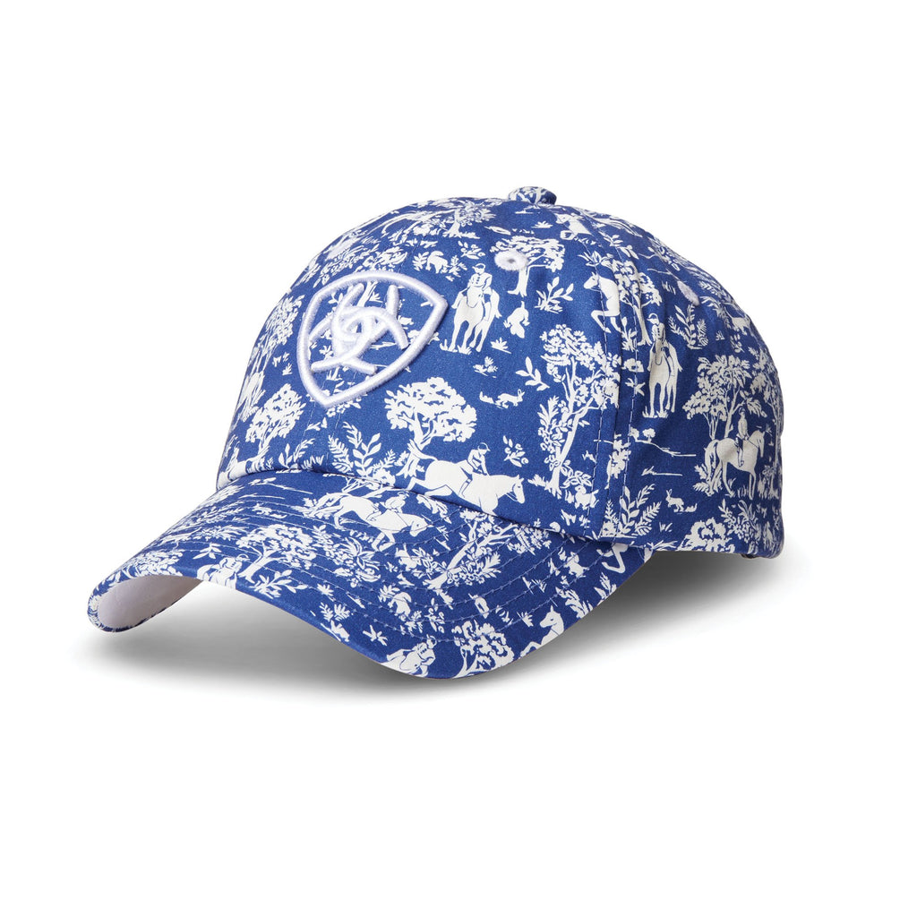 Ariat Cotton Print Cap